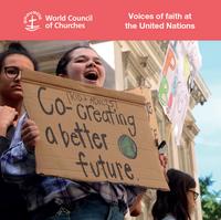 """ÖRK veröffentlicht """"Stimmen des Glaubens in den Vereinten Nationen"""""""