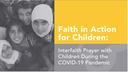 Interreligious prayer to focus on children amid COVID-19 pandemic