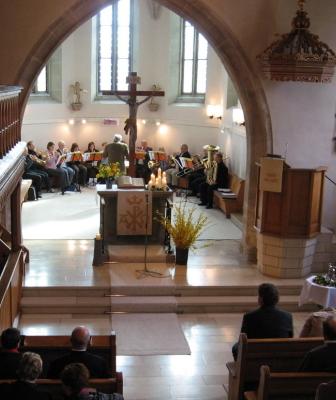 EKD - Iglesia Evangélica en Württemberg*